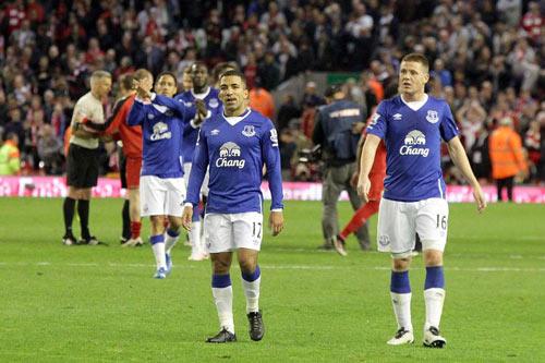 Everton – MU: Hai kẻ cùng đường - 2