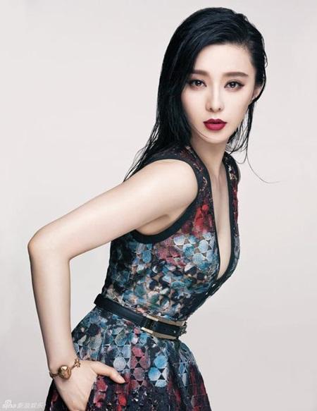 Dàn sao nữ giàu nhất làng giải trí Hoa ngữ - 1