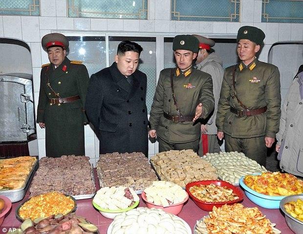 Kim Jong-un mở cuộc thi nấu ăn hoành tráng - 1