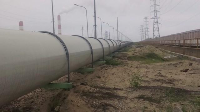Đột nhập hệ thống xả thải từ Formosa ra biển Vũng Áng - 3