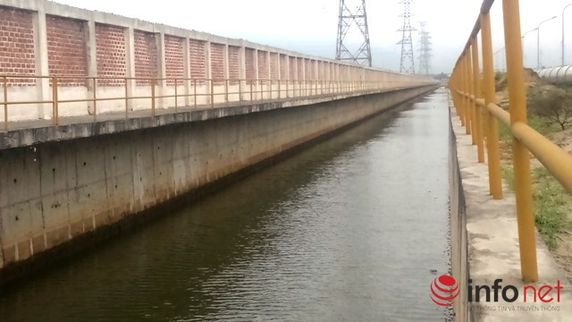 Đột nhập hệ thống xả thải từ Formosa ra biển Vũng Áng - 4