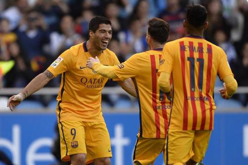 """Barca – Sporting Gijon: """"Vách đất"""" gặp """"cuồng phong"""" - 1"""