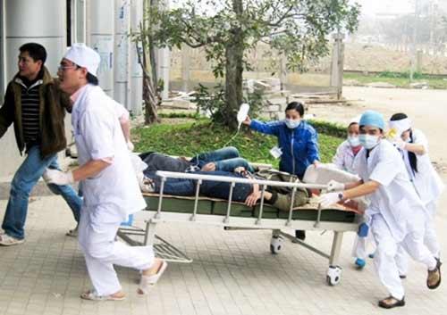 Yên Bái: Hai người chết vì ngộ độc chất làm thuốc diệt chuột - 1