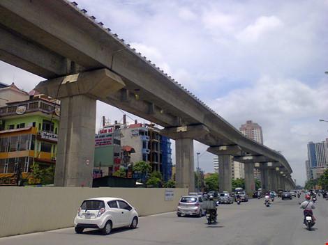 Yêu cầu thay thế nhà thầu đường sắt Cát Linh - Hà Đông - 1