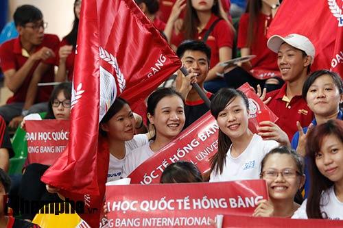 Nữ sinh khoe sắc ở giải thể thao sinh viên Việt Nam - 5