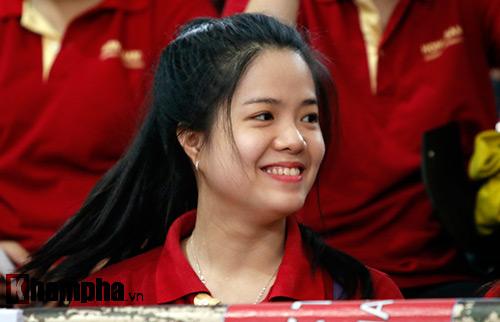 Nữ sinh khoe sắc ở giải thể thao sinh viên Việt Nam - 6