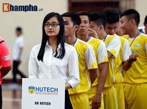Nữ sinh khoe sắc ở giải thể thao sinh viên Việt Nam - 2