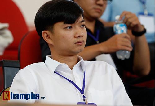 Nữ sinh khoe sắc ở giải thể thao sinh viên Việt Nam - 1
