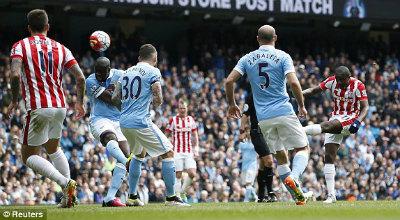 """Chi tiết Man City – Stoke City: """"Bữa đại tiệc"""" hoành tráng (KT) - 3"""