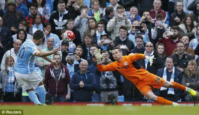 """Chi tiết Man City – Stoke City: """"Bữa đại tiệc"""" hoành tráng (KT) - 5"""