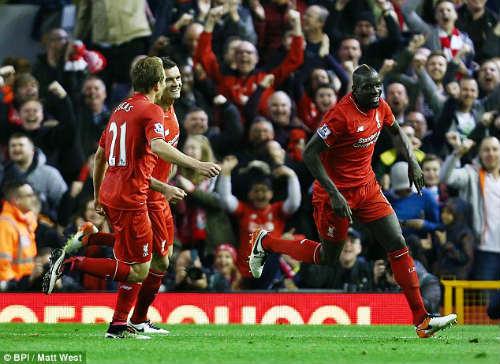 Chi tiết Liverpool - Newcastle: Ngày về đáng nhớ (KT) - 8