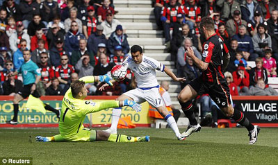 Chi tiết Bournemouth - Chelsea: Thắng thuyết phục (KT) - 3