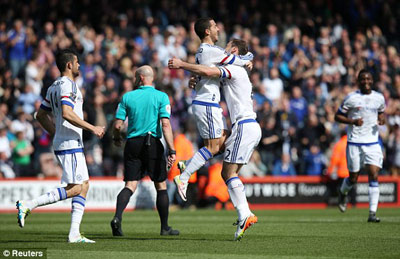 Chi tiết Bournemouth - Chelsea: Thắng thuyết phục (KT) - 5