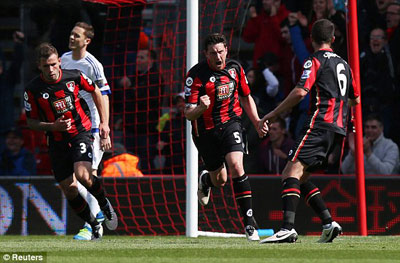 Chi tiết Bournemouth - Chelsea: Thắng thuyết phục (KT) - 6