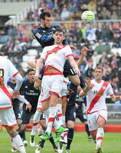 Chi tiết Vallecano - Real Madrid: Varane cứu nguy (KT) - 4
