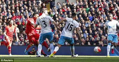 Chi tiết Liverpool - Newcastle: Ngày về đáng nhớ (KT) - 4