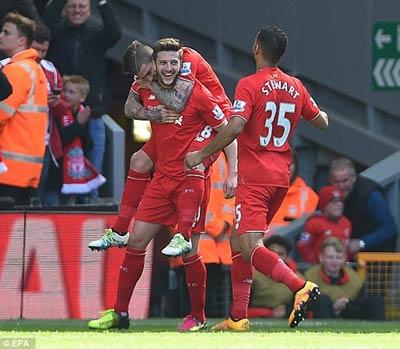 Chi tiết Liverpool - Newcastle: Ngày về đáng nhớ (KT) - 6