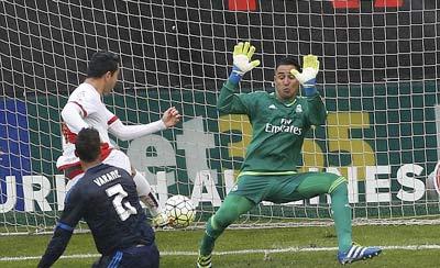 Chi tiết Vallecano - Real Madrid: Varane cứu nguy (KT) - 3