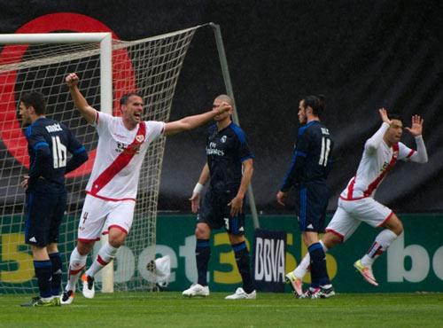Video Vallecano vs Real - 1