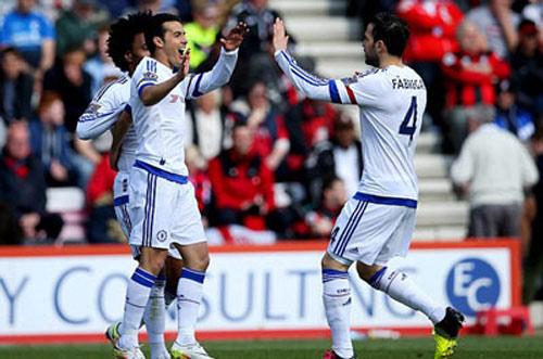 Bournemouth - Chelsea: Tấn công đẹp mắt - 1