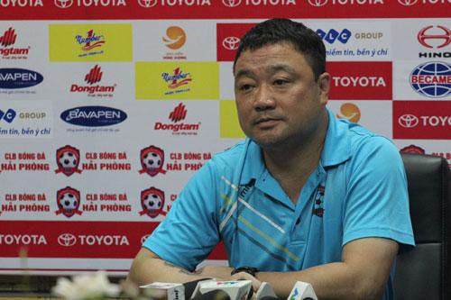 HLV Trương Việt Hoàng tiết lộ bí quyết thắng liền 7 trận - 1