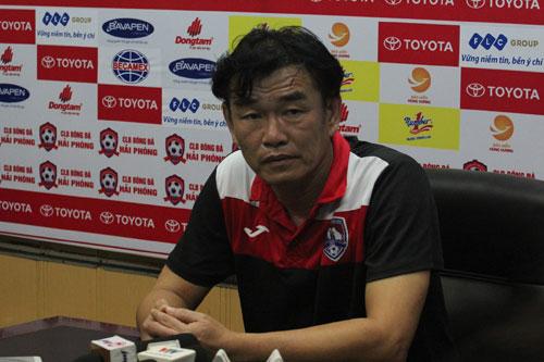 HLV Trương Việt Hoàng tiết lộ bí quyết thắng liền 7 trận - 2