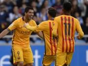 """Bóng đá - Barca – Sporting Gijon: """"Vách đất"""" gặp """"cuồng phong"""""""