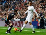 """Bóng đá - Rayo - Real Madrid: """"Cầu mưa"""" ngày vắng Ronaldo"""