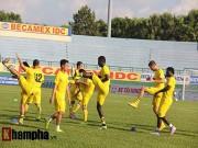 Bóng đá - Sôi động V-League 23/4: 7 bàn thắng trên sân Cần Thơ