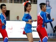 Thể thao - Nữ sinh khoe sắc ở giải thể thao sinh viên Việt Nam