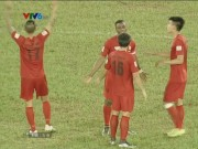 Bóng đá - Hải Phòng - Than Quảng Ninh: Kỷ lục 12 năm