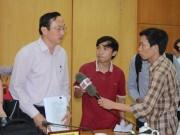 Tin tức trong ngày - Phó Chủ tịch Hà Tĩnh: Yên tâm ăn cá, tắm biển Vũng Áng