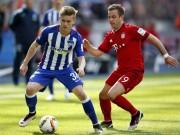 Bóng đá - Hertha - Bayern: Bước đệm Champions League