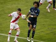 Bóng đá - Vallecano – Real Madrid: Đỉnh cao ngược dòng