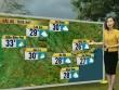 Dự báo thời tiết VTV 23/4: Miền Bắc giảm mưa, hửng nắng