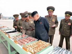 Kim Jong-un mở cuộc thi nấu ăn hoành tráng