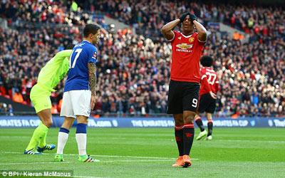 Chi tiết Everton - MU: Người hùng Martial (KT) - 5