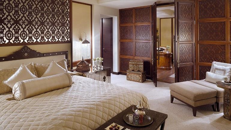 Những khách sạn sang chảnh bậc nhất ở Trung Đông - 2