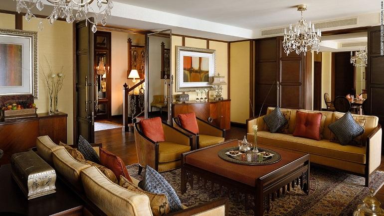 Những khách sạn sang chảnh bậc nhất ở Trung Đông - 3