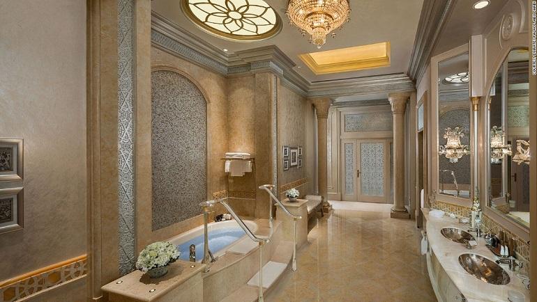 Những khách sạn sang chảnh bậc nhất ở Trung Đông - 5
