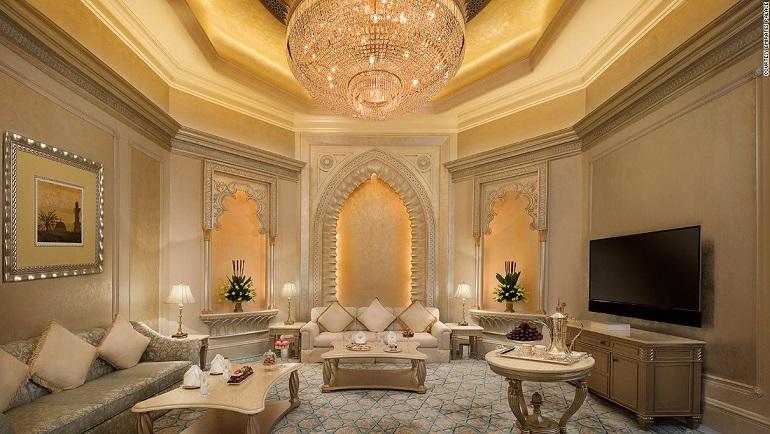 Những khách sạn sang chảnh bậc nhất ở Trung Đông - 4