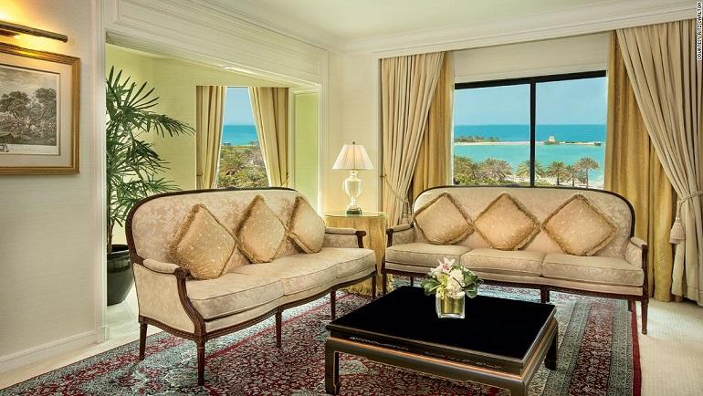Những khách sạn sang chảnh bậc nhất ở Trung Đông - 7