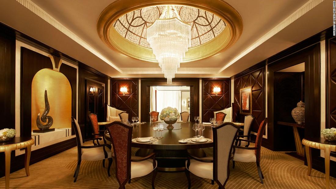 Những khách sạn sang chảnh bậc nhất ở Trung Đông - 10