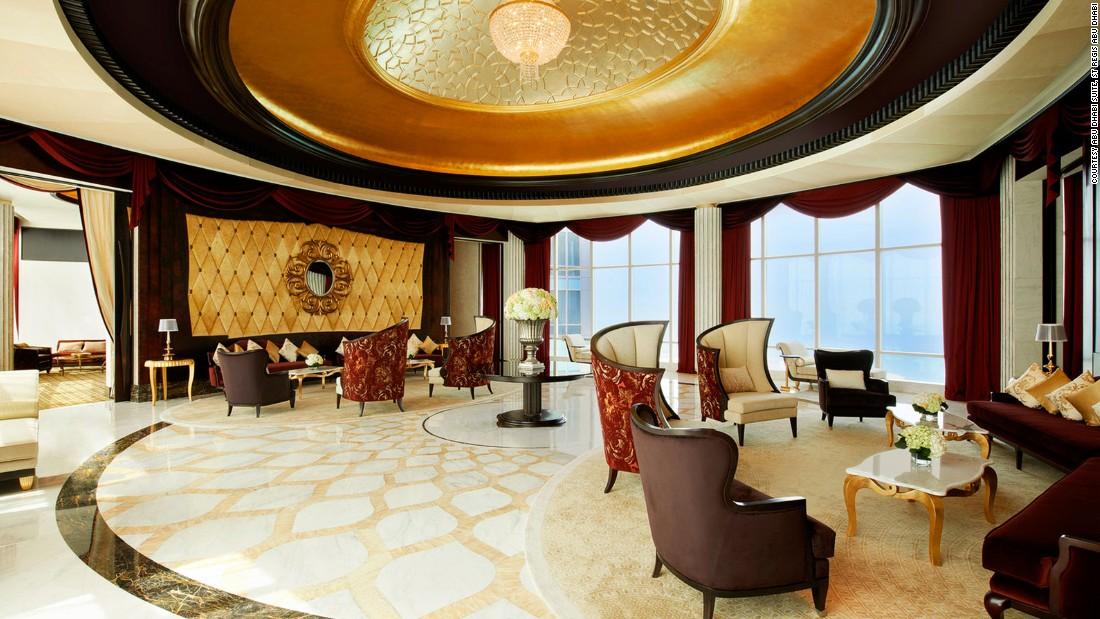 Những khách sạn sang chảnh bậc nhất ở Trung Đông - 11