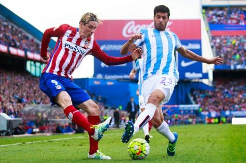 Atletico Madrid - Malaga: Phút huy hoàng của dự bị - 1