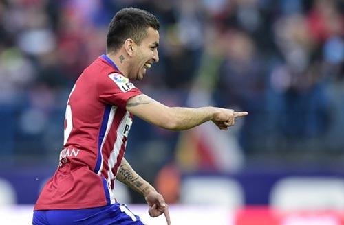 Atletico Madrid - Malaga: Phút huy hoàng của dự bị - 2