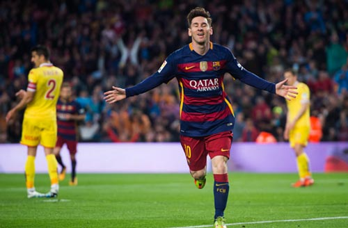 Barca – Gijon: 3 quả penalty và một cú poker - 1