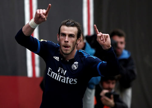 """Góc chiến thuật Real Madrid: """"Siêu"""" Bale đích thực - 1"""