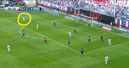 """Góc chiến thuật Real Madrid: """"Siêu"""" Bale đích thực - 5"""