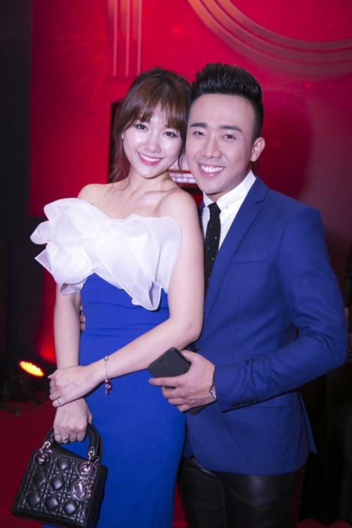 Đi với Hari Won nhưng Trấn Thành bị ghép clip với tình cũ - 1